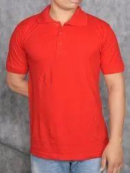 New Cotton Men's Polo T-Shirt