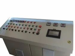 80 Hp Wet Mix Plant Control Panel, For Machine Automation