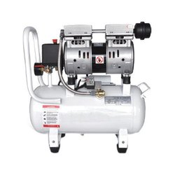 Shree engineers 1 hp Oil Free Compressor, Air Tank Capacity: 50 L, Discharge Pressure: 8 Bar