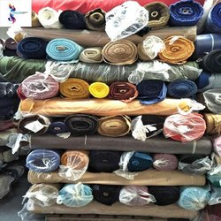 Cotton Stock Lot Fabric
