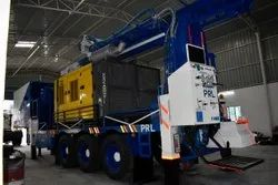 Pro DTH 600 Skid Mounted Water Well Drilling Rig For Sale