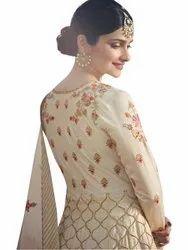 Ladies Semi Stitched Suit
