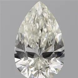 1.01 Pear J VS2 GIA Certified Natural Diamond