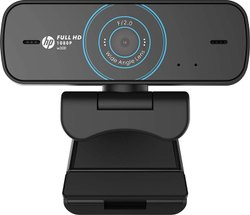1080P Black HP W300 WEB CAM, 1080