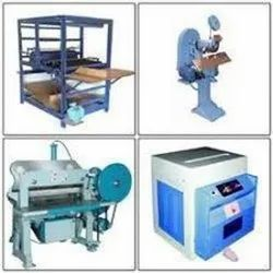 Semi Automatic Notebook Cutting Machine