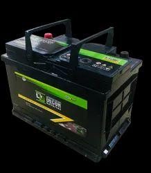 Decor DIN74 (57412) 12V 74ah DIN Standard Automotive Car Battery