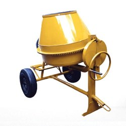 Barrow Type Mobile Concrete Mixer