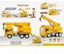 Plastic Crane Toy