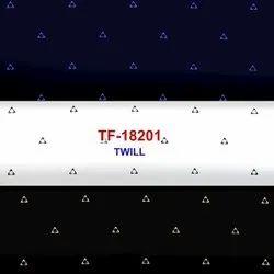 Raymond Cotton/Linen Twill Check Shirting Fabric, Machine wash, 150-200