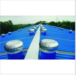 Aluminum Roof Wind Ventilators