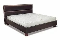 White Spring Mattress, Size/Dimension: 6x6 Feet, Thickness: 6 Inch