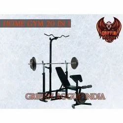 Full Body Personal Griffin Rogue Home Gym 20 In 1 Multipress, Weight: 100 Kg, Model Name/Number: Gr 335