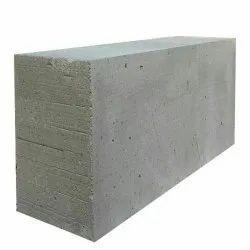 Lightweight Fly Ash Block, Size: L 2 Feet x H 8 Inch x D 4 Inch, Shape: Rectangle