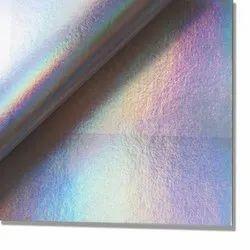 Holographic Laser Metallic Non-Woven Fabric