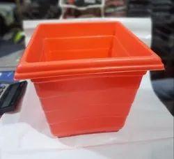 Plastic Pot Square