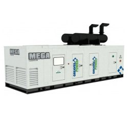 1250 kVA Greaves Power Diesel Generator, 3 Phase
