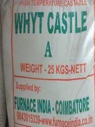 High Alumina Castable Refractory