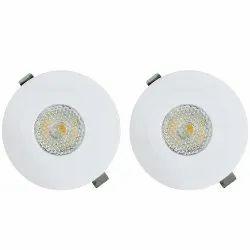 Ceiling Spot Light Lamp Bulb Light LED Recessed Downlight 2 Watt Warm White
