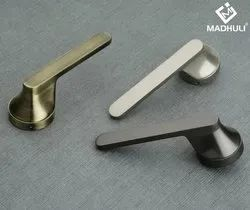 Heighted Rose Filled Metal Zinc Lever Handle-27