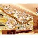 Floral Theme Wallpaper