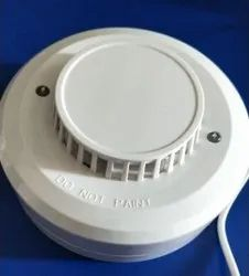 Plastic White Conventional Smoke Detector, Dc, Model Name/Number: Agni