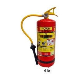 mechanical foam type fire extinguishers