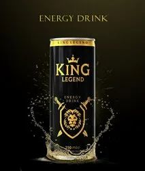 King Legend Energy Drink