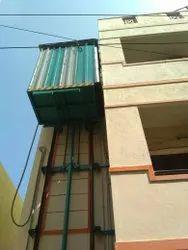 Merrit Outdoor Home Lift
