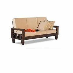 Rectangular Modern Modular Wooden Sofa, For Home,Hotel