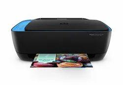 Colored HP DeskJet Ink Advantage Ultra 4729 All-in-One Printer