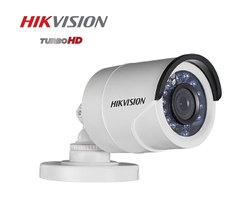 1280 x 720 Day & Night 1.3MP Hikvision TurboHD CCTV Bullet Camera, Camera Range: 30 m