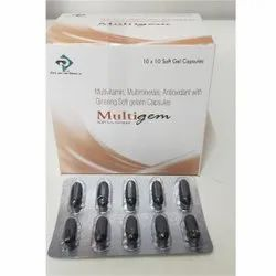 Multigem Soft Gel Capsule