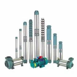 5 - 20 HP 51 to 100 m Electrical Submersible Pump, For Domestic