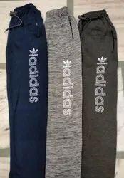 4 colours Casual Wear Woolen Lower, Size: free size