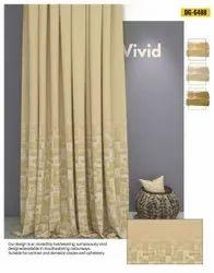 Digital Klasika Designer Printed Curtain