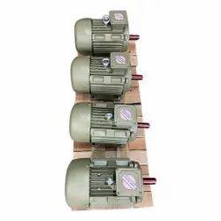 3 HP Telex Three Phase Electric  Motor