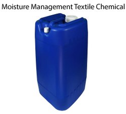 Industrial Moisture Management Textile Chemical, Packaging Type: Drum, Packaging Size: 50 Kg
