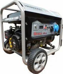 HKG8000EA 6500 Portable Semi Silent Briggs And Stratton Engine Powered 8kva Generator