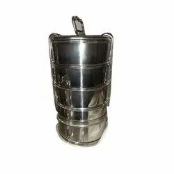 5 Layer Stainless Steel Tiffin Box