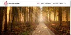 Cloud Dynamic Freelance Wordpress Website Design in Delhi NCR, With Online Support