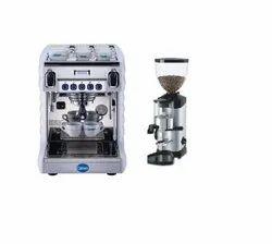 La Carimali Digital Single Group Coffee Machine