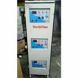 15 KVA Three Phase Air Cooled Servo Stabilizers