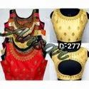 Sleeveless Party Wear Blouse