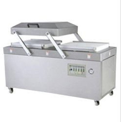 500 X 500 Mm Double Chamber Vacuum Packing Machine