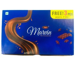 Marvin Milk Chocolate Bar
