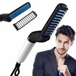 Utkrishta Black Beard Straightener V2 For Professional