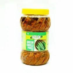 Murti Green Chilli Pickle