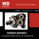 Bearings For Wind Turbine, Planetary Gearbox
