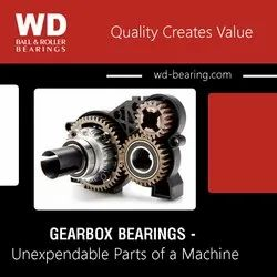 Bearings For Wind Turbine, Planetary Gearbox