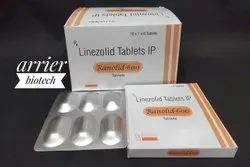 Linezolid Tables For Hospital,Nursing Home & Doctor